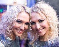 Масловы Катя и Настя (сестры-близнецы)