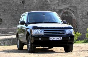 прокат Range Rover Vogue